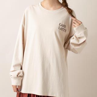 ミスティック(mystic)のmline cafelatteロンT(Tシャツ(長袖/七分))