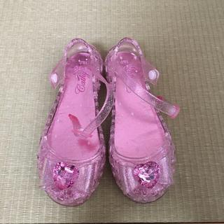 マザウェイズ(motherways)のマザウェイズ シューズ 18cm 靴 サンダル(サンダル)