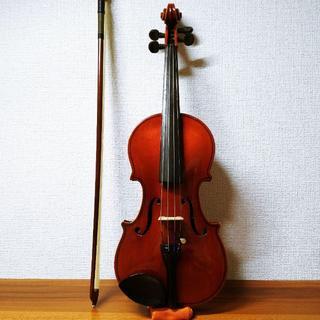 【良乾燥ワンピースバック】ズキ 1/8 No.102 バイオリン 1969(ヴァイオリン)