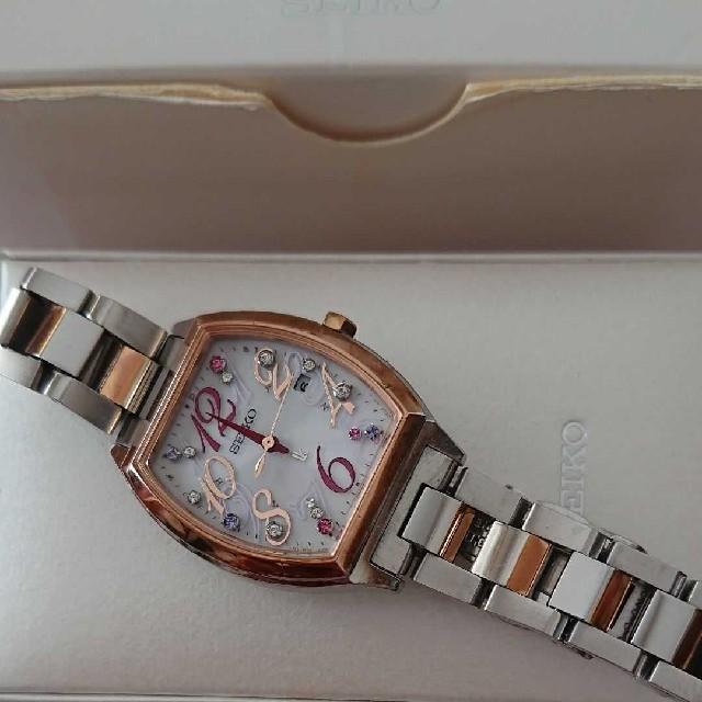 SEIKO - ルキア腕時計の通販 by ぽんた's shop|セイコーならラクマ