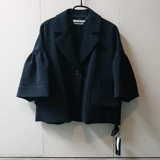 FOXEY  ジャケット 黒 新品タグ付