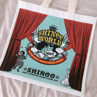 シャイニー(SHINee)のSHINee テイクアウトバッグ(K-POP/アジア)
