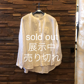 チュニック  sold out(チュニック)