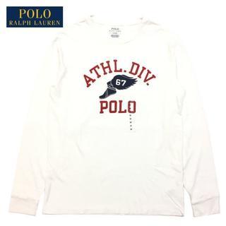 ポロラルフローレン(POLO RALPH LAUREN)のSALE M 新品 ラルフローレン ロンT ウイングフット 復刻 長袖Tシャツ(Tシャツ/カットソー(七分/長袖))