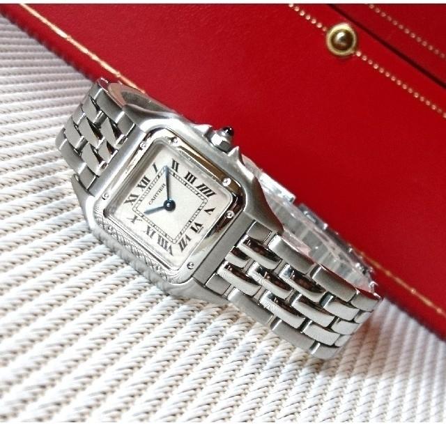 Cartier - 専用【美品☆】カルティエ パンテール スティール レディース SM / 腕時計の通販 by BSN|カルティエならラクマ