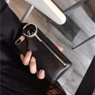 ユナイテッドアローズ(UNITED ARROWS)のiPhoneX XSポーチ付きケース*即日発送(iPhoneケース)