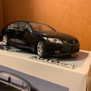 トヨタ - 9月限定値下げ&おまけ付き!AUTOart LEXUS GS430 1/18