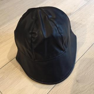 ディオール(Dior)のDior 子供用  帽子 レザー (帽子)