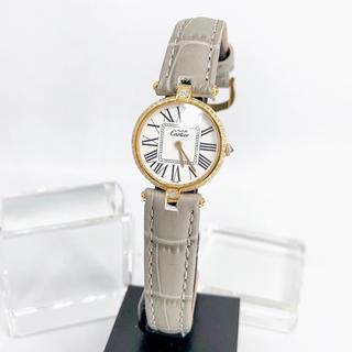 finest selection 93a7d d1249 【OH済/仕上済】カルティエ ヴァンドーム SM ダイヤ レディース 腕時計