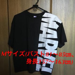 マーベル(MARVEL)のTシャツ MARVEL(Tシャツ(半袖/袖なし))