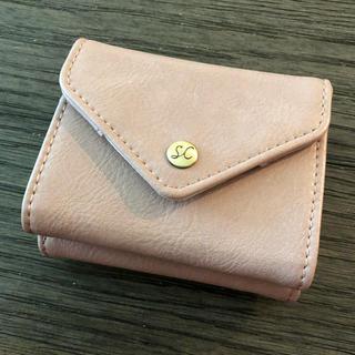 スタディオクリップ(STUDIO CLIP)の新品未使用☆ 折りたたみ財布(折り財布)
