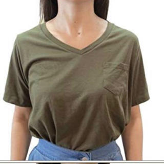 ローズバッド(ROSE BUD)のrosebud   VネックショートスリーブTシャツ(Tシャツ(半袖/袖なし))