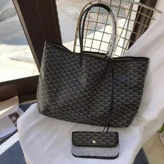 ゴヤール(GOYARD)のゴヤールGOYARD トートバッグ ビジネスバッグ 2WAY ポーチ付き 大容量(ハンドバッグ)