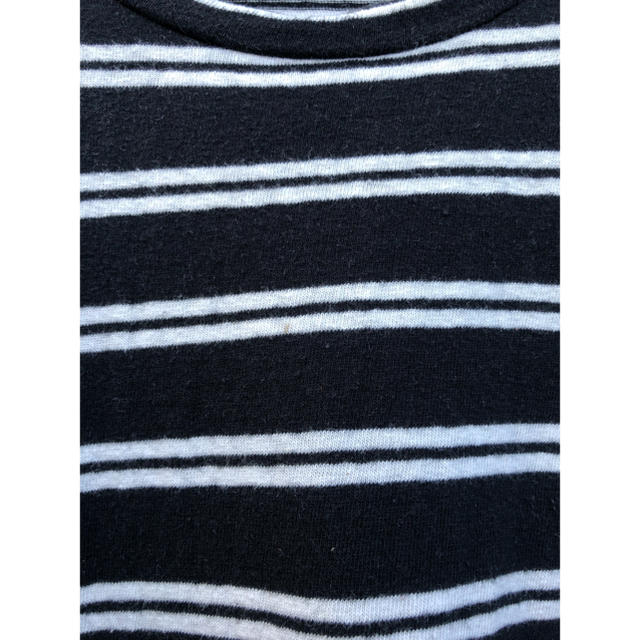 UNUSED(アンユーズド)の菅田将暉着用 unused  18ss ボーダー メンズのトップス(Tシャツ/カットソー(七分/長袖))の商品写真
