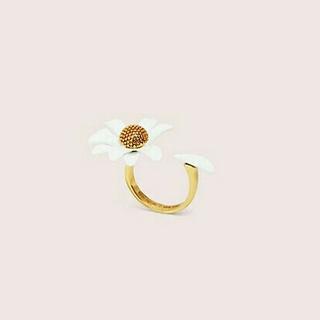 ケイトスペードニューヨーク(kate spade new york)の新作!ケイトスペード お花の指輪(リング(指輪))