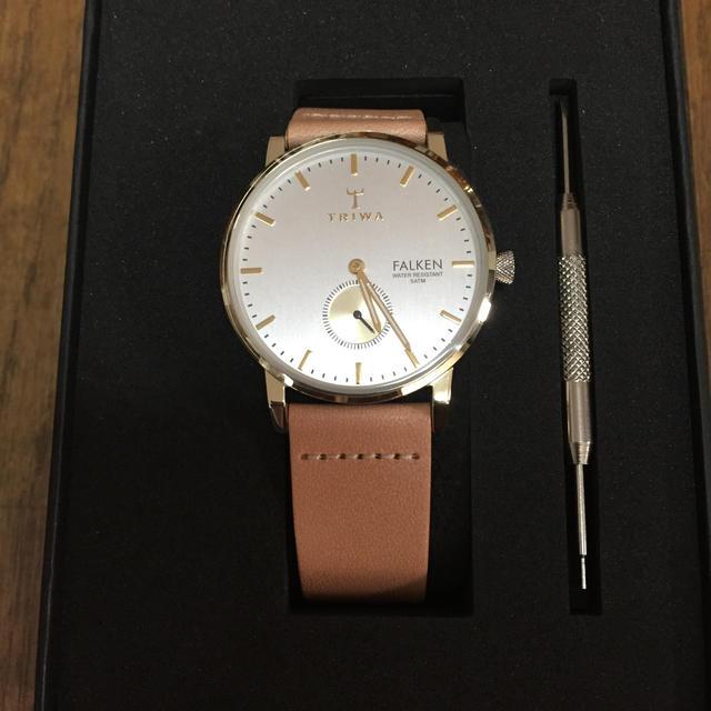 TRIWA - triwa 時計の通販 by K's shop|トリワならラクマ
