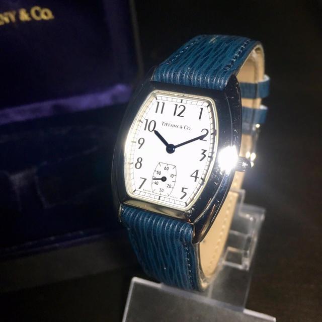 Tiffany & Co. - 【美品 正規品】ティファニー 腕時計 クラシック トノー アトラス シルバーの通販 by 即購入okです^_^|ティファニーならラクマ