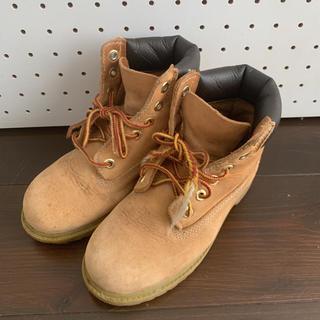 ティンバーランド(Timberland)のティンバーランド ショートブーツ キッズ 19センチ(ブーツ)