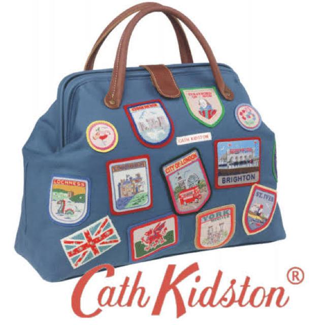 Cath Kidston(キャスキッドソン)の【美品】cath kidston イギリス買い付け!ドクターズバック レディースのバッグ(ボストンバッグ)の商品写真