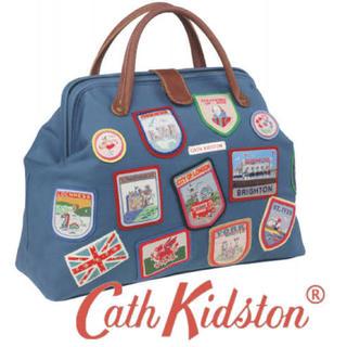 キャスキッドソン(Cath Kidston)の【美品】cath kidston イギリス買い付け!ドクターズバック(ボストンバッグ)