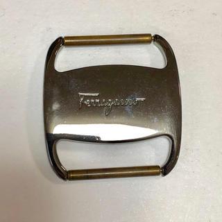 サルヴァトーレフェラガモ(Salvatore Ferragamo)の●フェラガモ ferragamo/金具 シルバーグレー 4.5×4.8cm(その他)