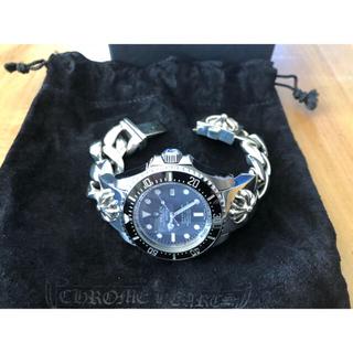 クロムハーツ(Chrome Hearts)のクロムハーツ ウオッチバンド  ロレックス XL ラージクラシックチェーン (腕時計(アナログ))