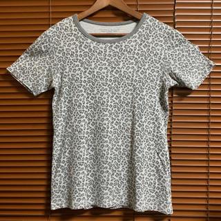 シップス(SHIPS)のSHIPS GENERAL SUPPLY Tシャツ グレー レオポルド S(Tシャツ/カットソー(半袖/袖なし))