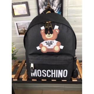モスキーノ(MOSCHINO)のmoschino  バッグ(リュック/バックパック)