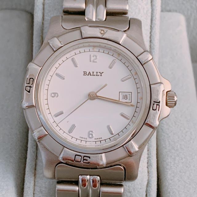 Bally - BALLY線 スイス腕時計の通販 by 888プロフ必読|バリーならラクマ