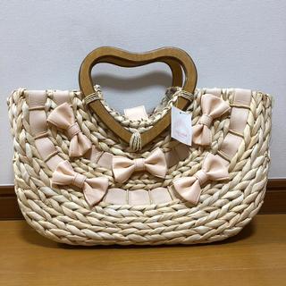 リズリサ(LIZ LISA)のLIZLISA バッグ かごバッグ サマンサタバサ Samantha Vega(ハンドバッグ)