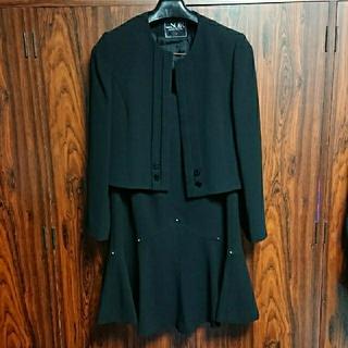 ソワール(SOIR)の美品 TOKYO SOIR スーツ セットアップ (スーツ)
