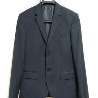 エイチアンドエム(H&M)のH&M スーツ 3ピース ブラック セットアップ(セットアップ)