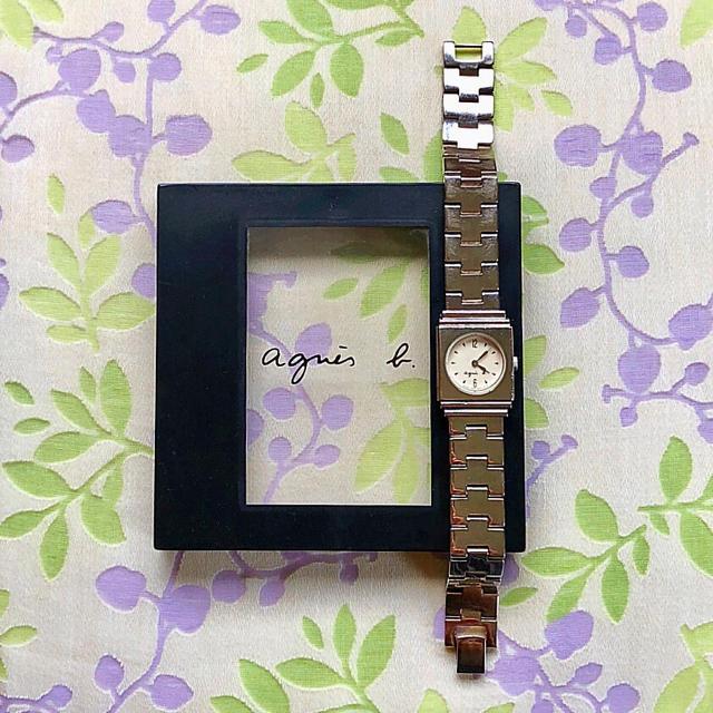 agnes b. - アニエス・ベー  ⑪   腕時計・稼動品✨の通販 by manma's shop|アニエスベーならラクマ