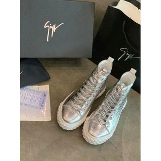 ジュゼッペザノッティデザイン(Giuseppe Zanotti Design)のGiuseppe Zanotti Design 靴(レインブーツ/長靴)