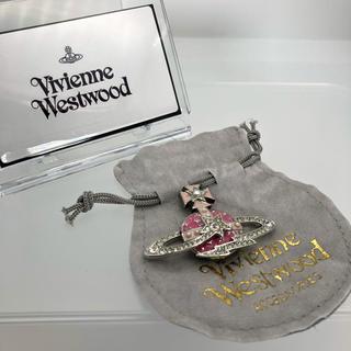 ヴィヴィアンウエストウッド(Vivienne Westwood)のVW ヴィヴィアン オーブ ブローチ 正規品(ブローチ/コサージュ)