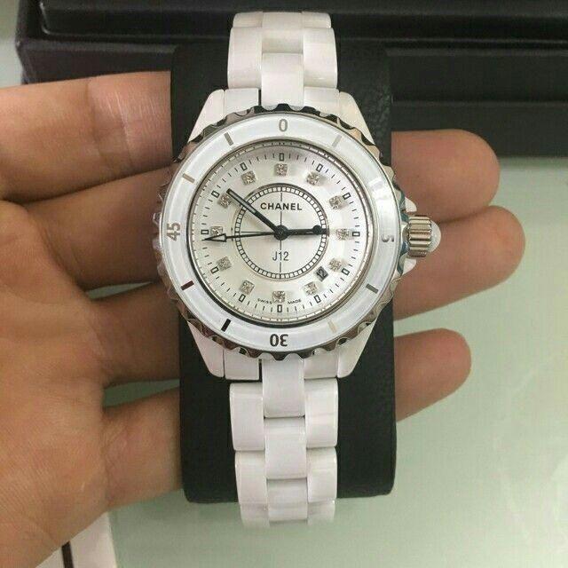 CHANEL - CHANEL J12 腕時計 シャネル 時計の通販 by クユウ's shop|シャネルならラクマ
