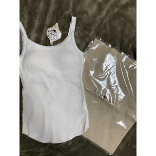 シールームリン(SeaRoomlynn)のSeaRoomlynn  カップ付きトップス(カットソー(半袖/袖なし))