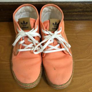 アディダス(adidas)のadidas ♡ エスパドリーユスニーカー(スニーカー)