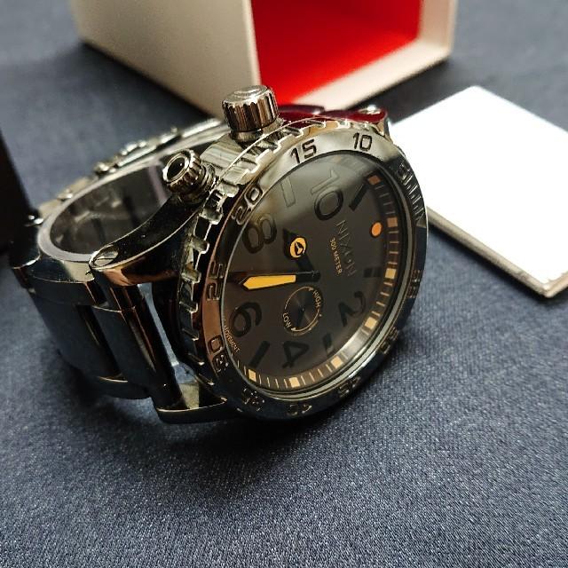 NIXON - NIXON【THE 51-30 TIDE】ニクソン腕時計メンズ★稼働品★送料無料の通販 by エイプス's shop|ニクソンならラクマ