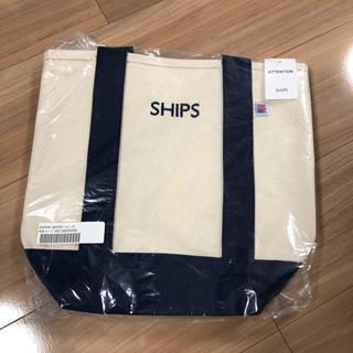シップス(SHIPS)のships トートバッグ 新品(トートバッグ)