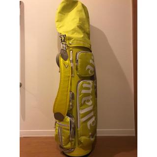 キャロウェイゴルフ(Callaway Golf)のキャロウェイ ゴルフバッグ(ゴルフ)