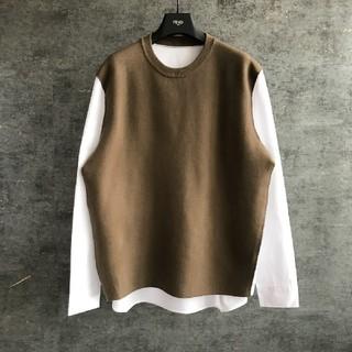 フェンディ(FENDI)のFENDI フェンディ 綺麗なニットセーター(ニット/セーター)