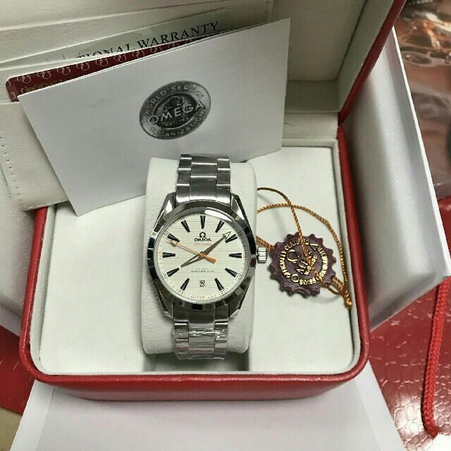 OMEGA - OMEGA オメガ シーマスター アクアテラ メンズ 腕時計の通販 by nojima's shop|オメガならラクマ
