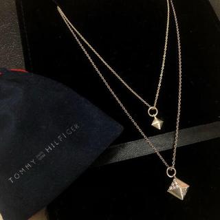 トミーヒルフィガー(TOMMY HILFIGER)のトミーフィルフィガー ネックレス 2本(ネックレス)
