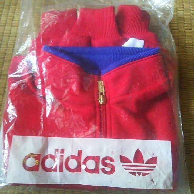 adidas(アディダス)のアデイダス ジャージ キッズ/ベビー/マタニティのキッズ服 女の子用(90cm~)(ジャケット/上着)の商品写真
