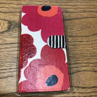マリメッコ(marimekko)のマリメッコ スマホケース デコパージュiPhone6プラス(iPhoneケース)