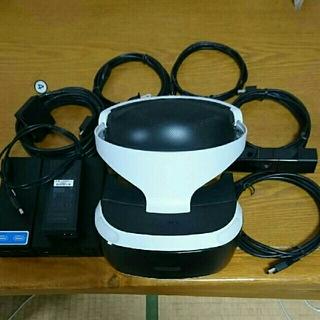 プレイステーションヴィーアール(PlayStation VR)のPSVR初期型(家庭用ゲーム機本体)