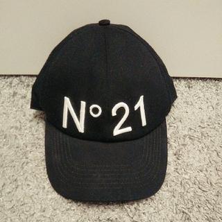 N°21 - 試着のみ N21° ヌメロ キャップ
