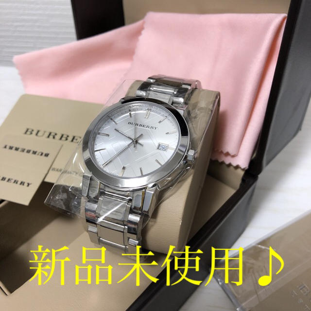 BURBERRY - 【新品未使用】BURBERRY バーバリー メンズ 腕時計 BU9000の通販 by Me|バーバリーならラクマ