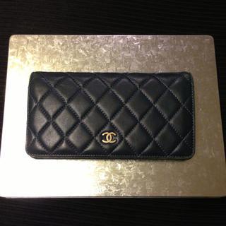 シャネル(CHANEL)のシャネル マトラッセ 財布(財布)